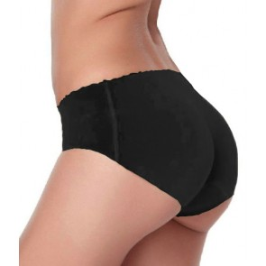 Butt Secret Bragas Push-Up | Negro | Push Up Glúteos
